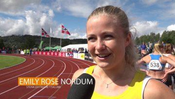 800 Meter Finale – Junior NM Friidrett 2016