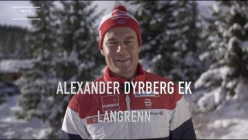 Alexander Dyrberg Ek – portrett