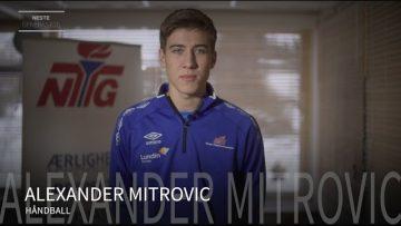 Alexander Mitrovic – håndball