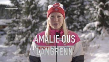 Amalie Håkonsen Ous – portrett