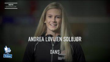 Andrea Løvlien Solbjør – dans