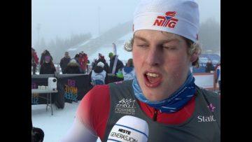 Andreas Bergsland – vinnerintervju Junior-NM langrenn sprint 2018