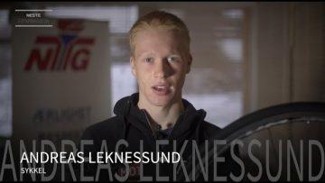 Andreas Leknessund – Sykkel