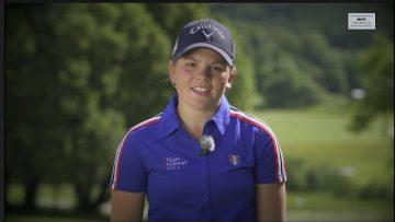Anna Cathrine Krekling – golf