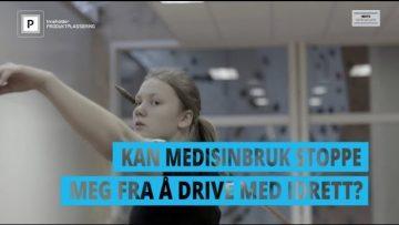 Antidopingskolen – Regler for medisinsk fritak