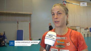 Astrid Urenholdt Jacobsen – drømmedagen