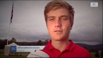 Bård Bjørnevik Skogen – European Young Masters
