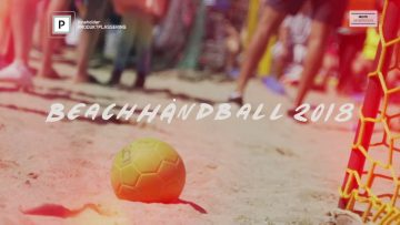 Beachhåndball 2018