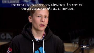 Brage Andreas Elverhøi – boksing