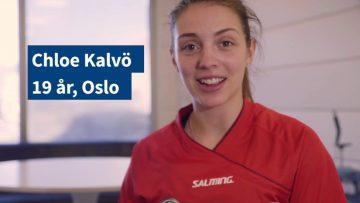 Chloe Kalvø – Squash