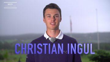 Christian Ingul – talentportrett