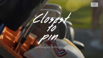 Closest to pin i golf 2018