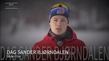 Dag Sander Bjørndalen – skiskyting