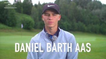 Daniel Barth Aas – talentportrett