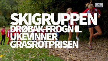 Drøbak Frogn IL – ukesvinner Grasrotpris