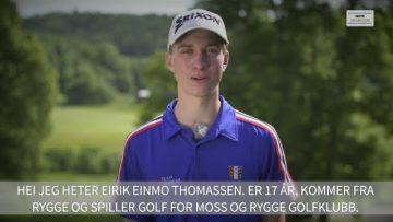 Eirik Einmo Thomassen – golf