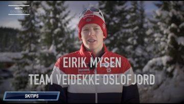 Eirik Mysen – skitips