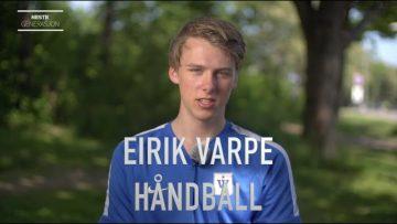 Eirik Varpe – Talentportrett