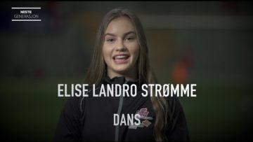 Elise Landro Strømme – dans