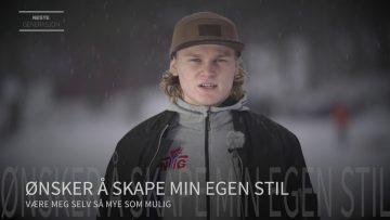 Emil Leenderts – snowboard