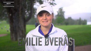 Emilie Øverås – talentportrett