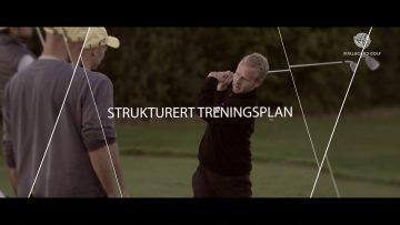 En til en instruksjon Miklagard Golfklubb golf
