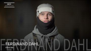 Ferdinand Dahl – freeski