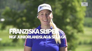 Franziska Sliper – golf