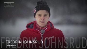 Fredrik Johnsrud – langrenn