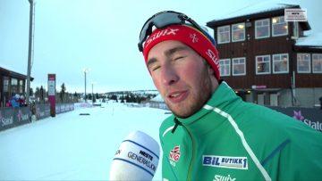 Gålåsprinten 2017 – junior – gutter – langrenn