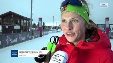Gålåsprinten 2017 – junior – jenter – langrenn