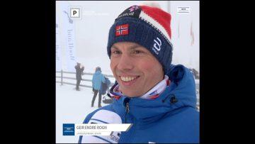 Geir Endre Rogn – Junior NM Sprint – 2018