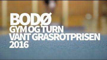 Grasrotprisen – vinner – 2016