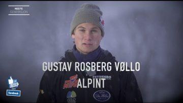 Gustav Rosberg Vøllo – alpint