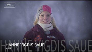 Hanne Vigdis Saue – alpint