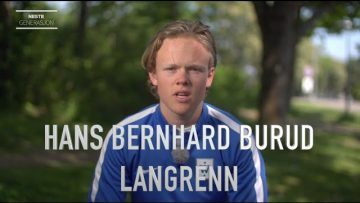 Hans Berhard Burud – talentportrett