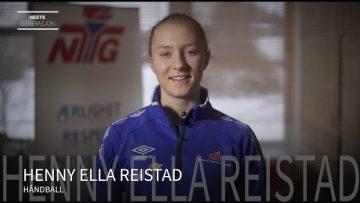 Henny Ella Reistad – håndball