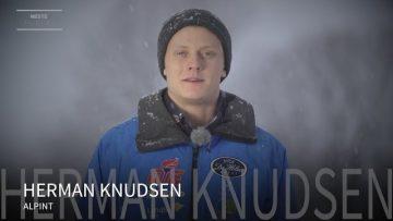 Herman Knudsen – alpint