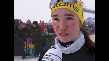 Ingrid Andrea Gulbrandsen – vinnerintervju