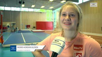 Ingrid Hordvik Kleven – hopp