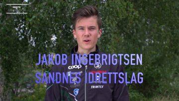 Jacob Ingebrigtsen – talentportrett