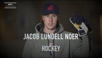 Jacob Lundell Noer – ishockey