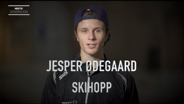 Jesper Ødegaard – portrett