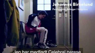 Johannes Birkelund – Paralympics