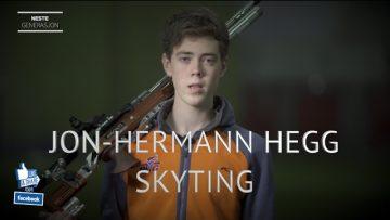 Jon-Hermann Hegg – skyting