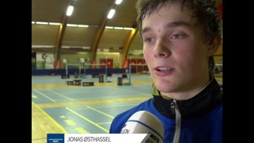 Jonas Rosseland Østhassel – UBM 2018