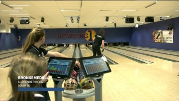 Junior NM – Bowling – eldre gutter