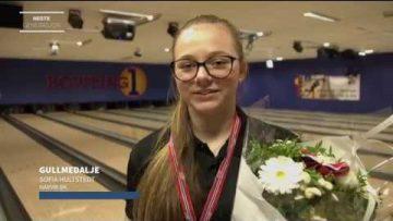 Junior NM bowling – eldre jenter
