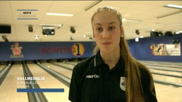 Junior NM bowling – yngre jenter