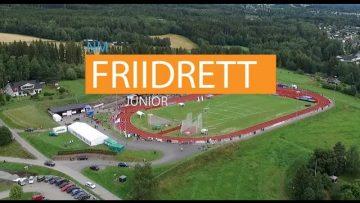 Junior NM Friidrett 2016 – 200m